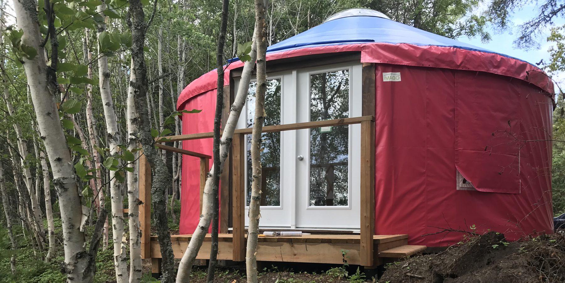 Camping Portneuf-sur-Mer